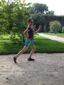 RUNNING (in Paris)